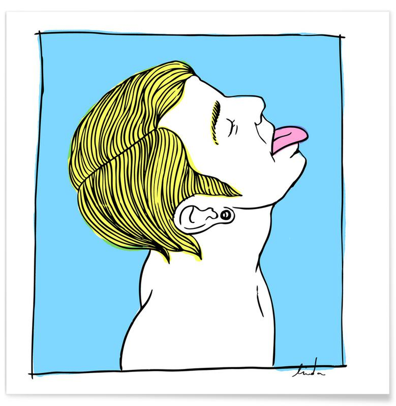 Lick poster