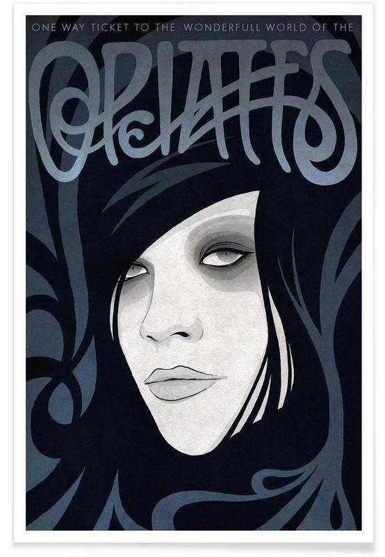 Opiates Poster