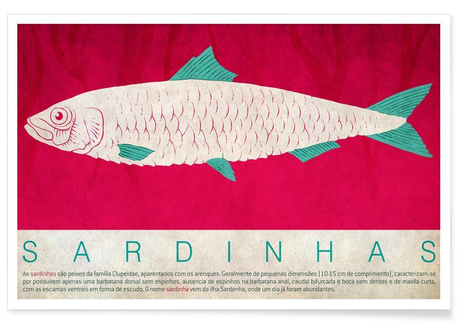 Sardinhas Poster