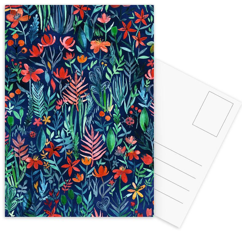Tropical Ink cartes postales