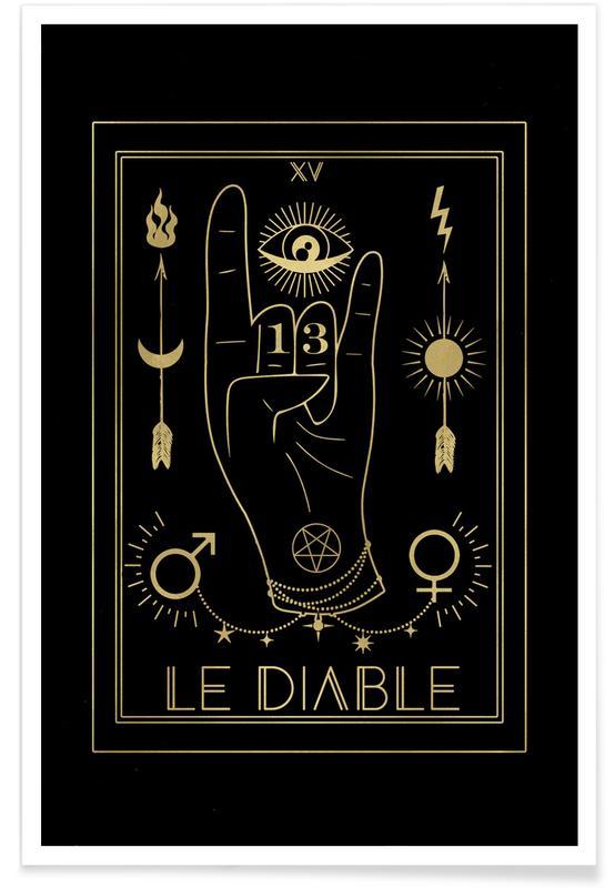 Le Diable Poster