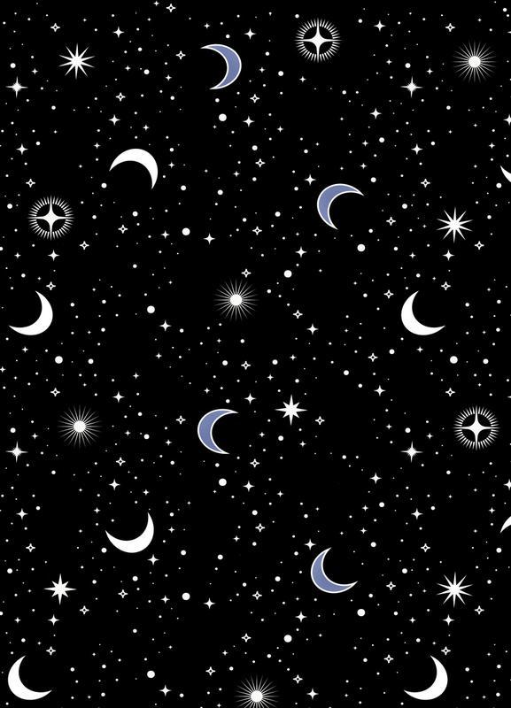 Stars Holiday Canvas Print