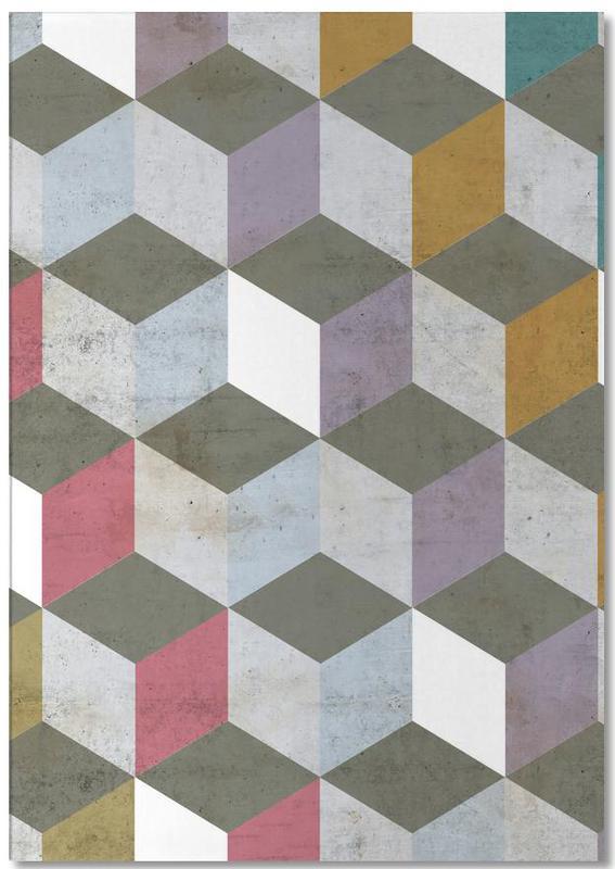 Geometric -Notizblock