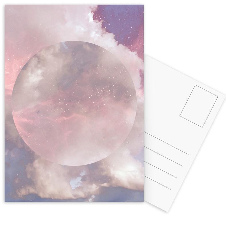 Another Galaxy Postcard Set