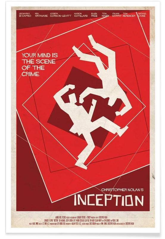 Inception B Poster