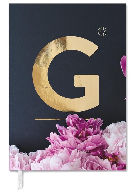 Flower Alphabet G -Terminplaner