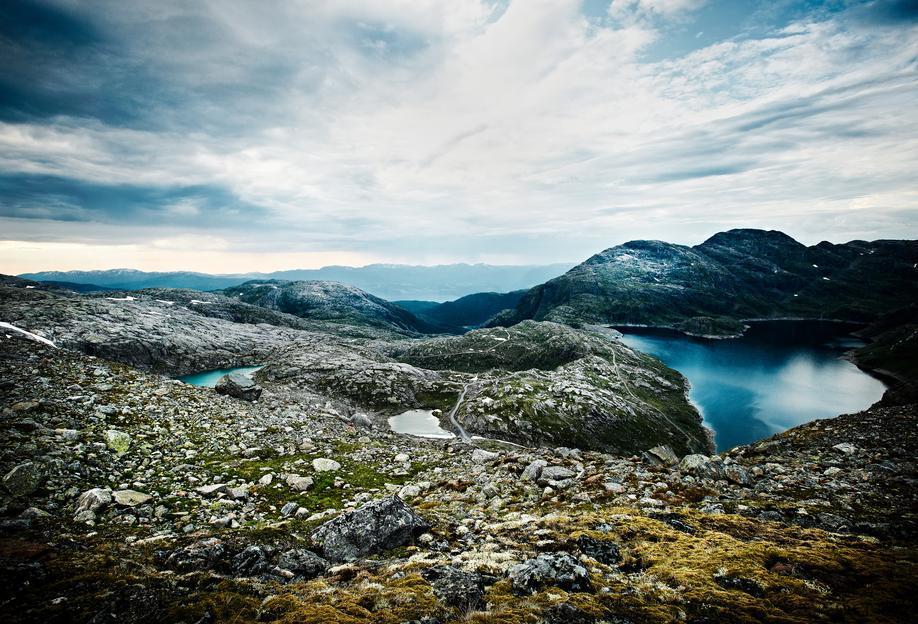 Fantastic Norway I Aluminium Print