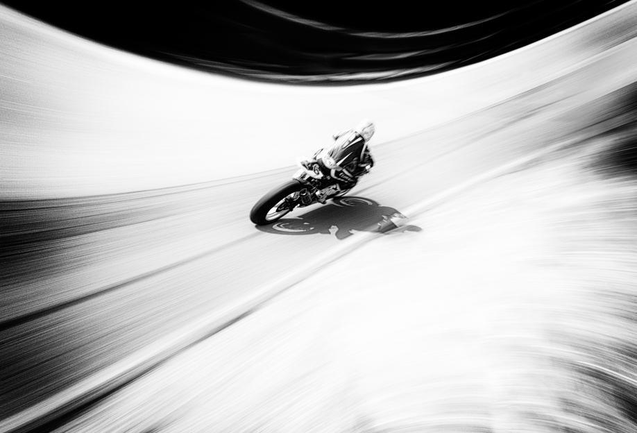 A Smoother Road - Paulo Abrantes tableau en verre