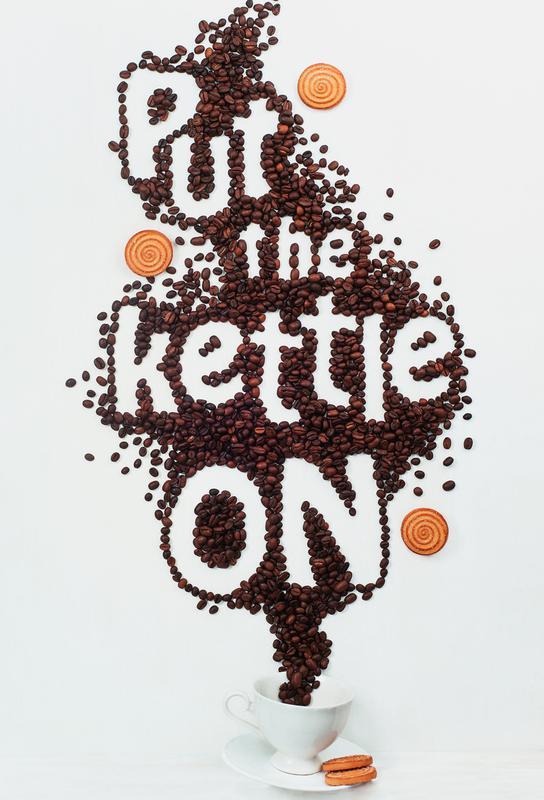 Put The Kettle On! - Dina Belenko acrylglas print