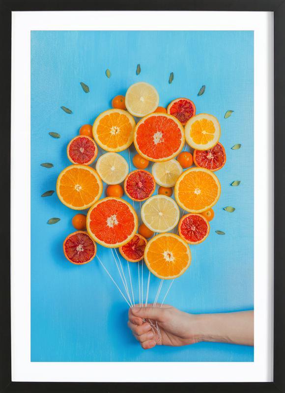 Congratulations On Summer! - Dina Belenko Framed Print