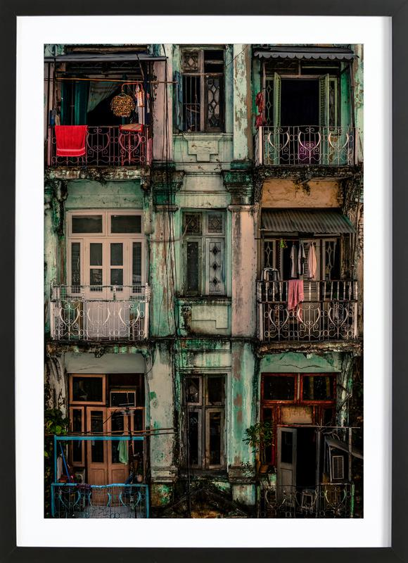 Remnants of Another Era - Marcus Blok Framed Print