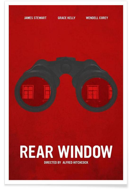Rear Window poster