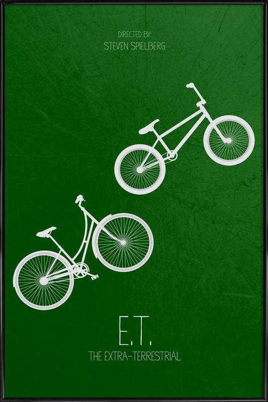 E.T. Framed Poster