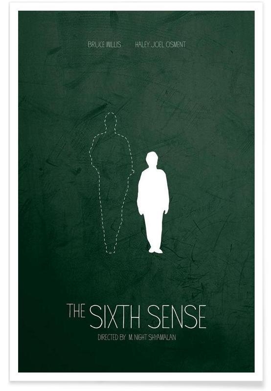 The Sixth Sense affiche