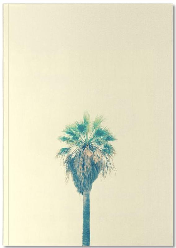 Yellow Sabal Palmetto Notebook