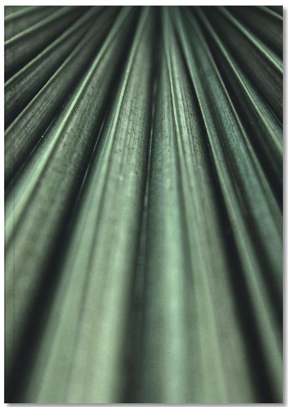 Green Palm Notebook