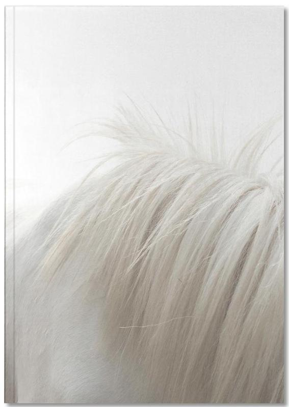 Horses Mane Notebook
