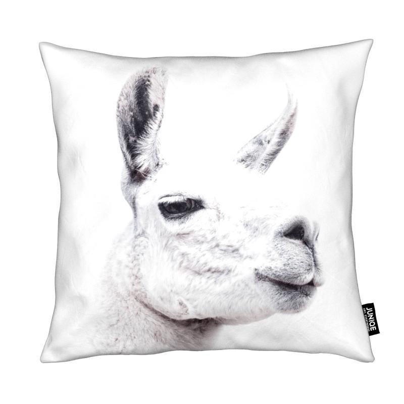 Llama II coussin