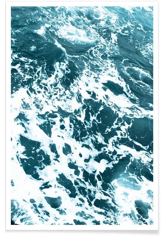 Ocean Blue affiche