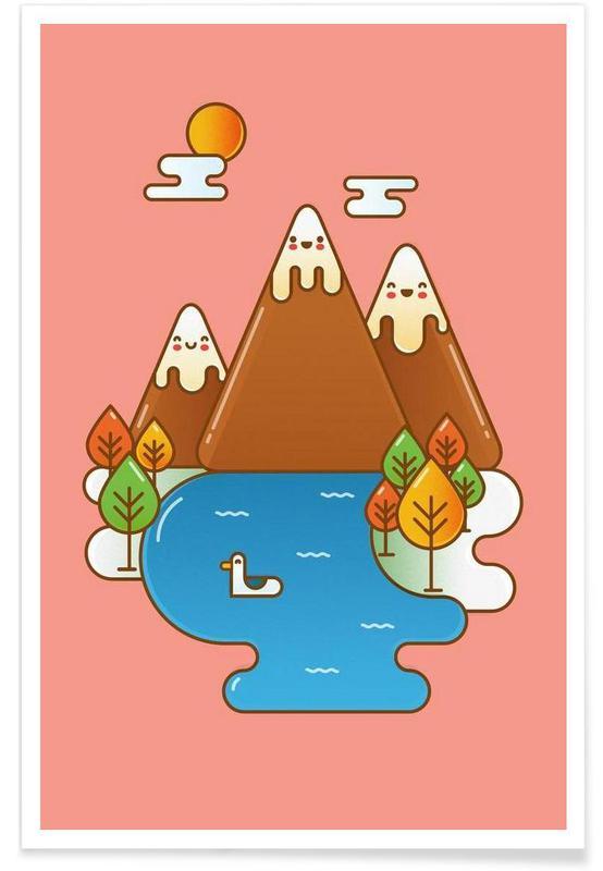 Sweet Mountain Poster