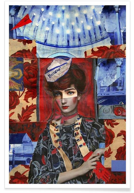 Königin der Lüfte Poster