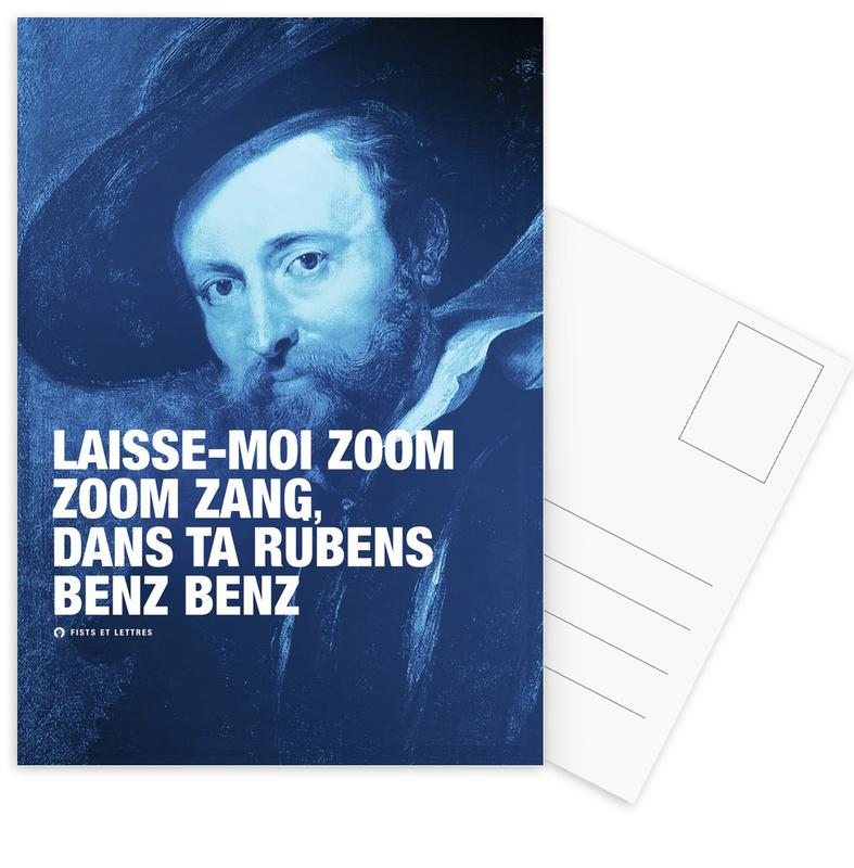 Rubens cartes postales