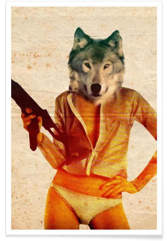 Wolf Girl affiche