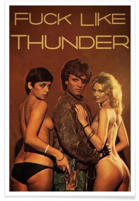 Like Thunder Poster