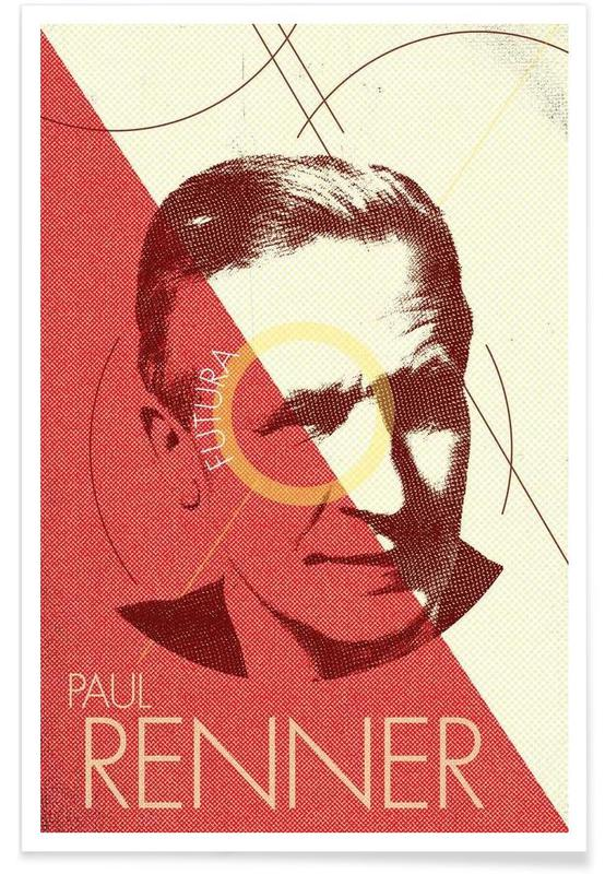 Renner Poster