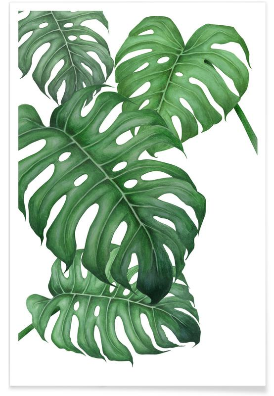 Tropical No.2 Poster