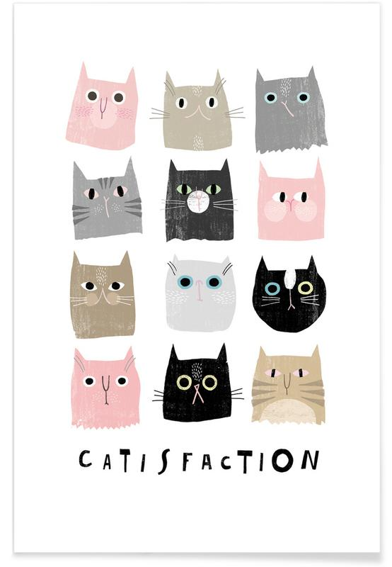 Catisfaction 1 -Poster