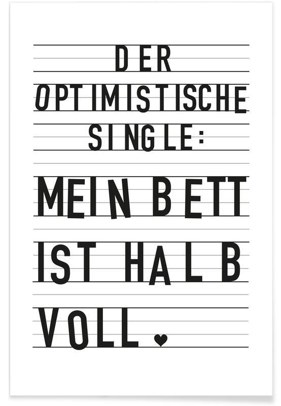 Single -Poster