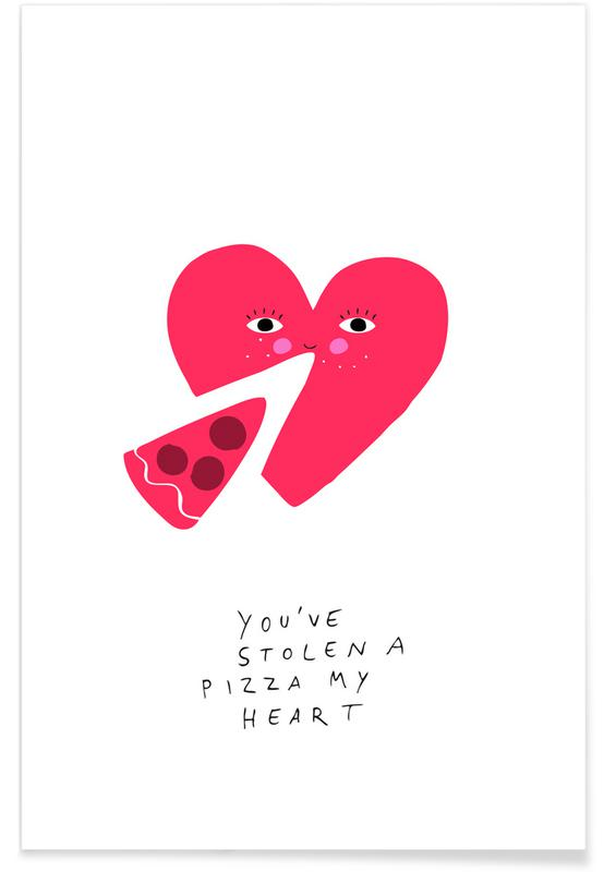 A Pizza My Heart poster
