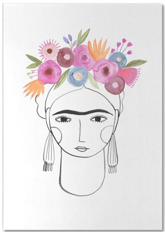 Beautiful Frida Notepad