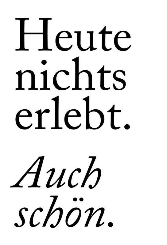 Auch Schön -Alubild