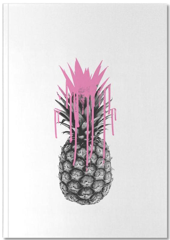 Pink Ananas Notebook
