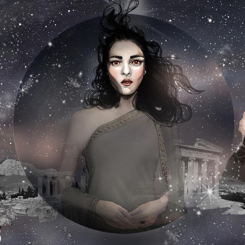 Demetria Canvas Print