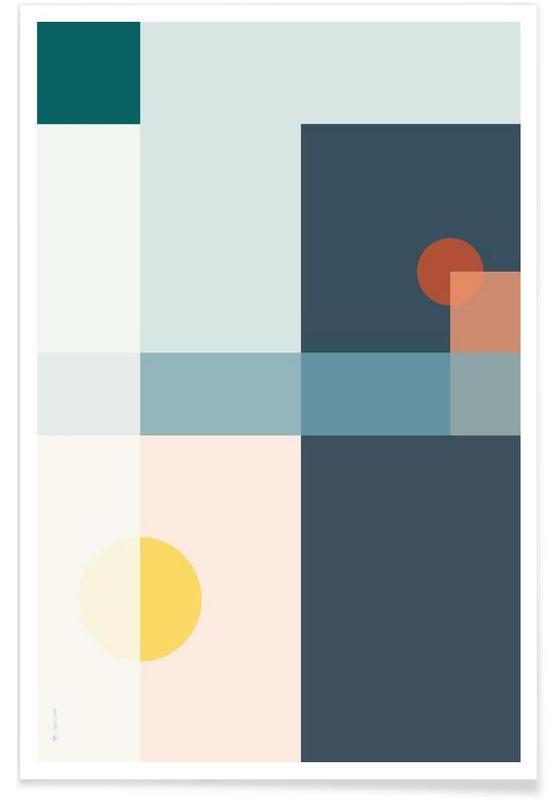 Geo Comp III -Poster