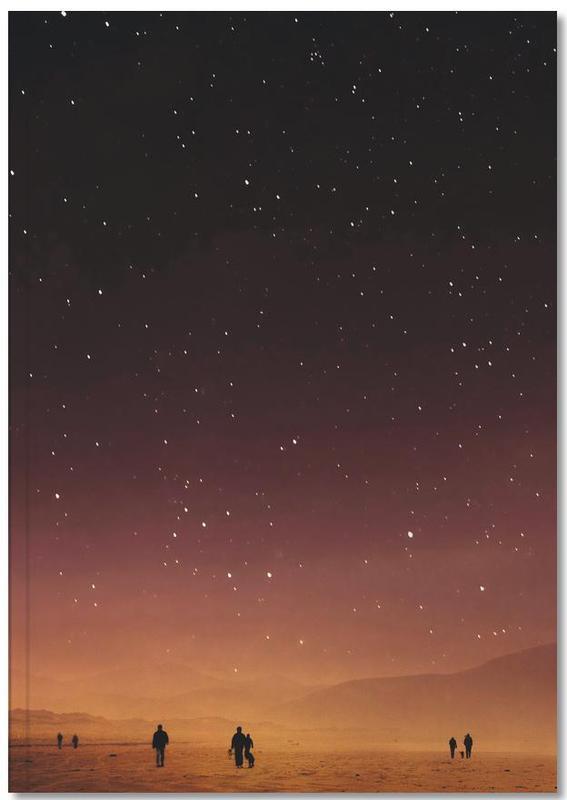 Planet Walk Notebook