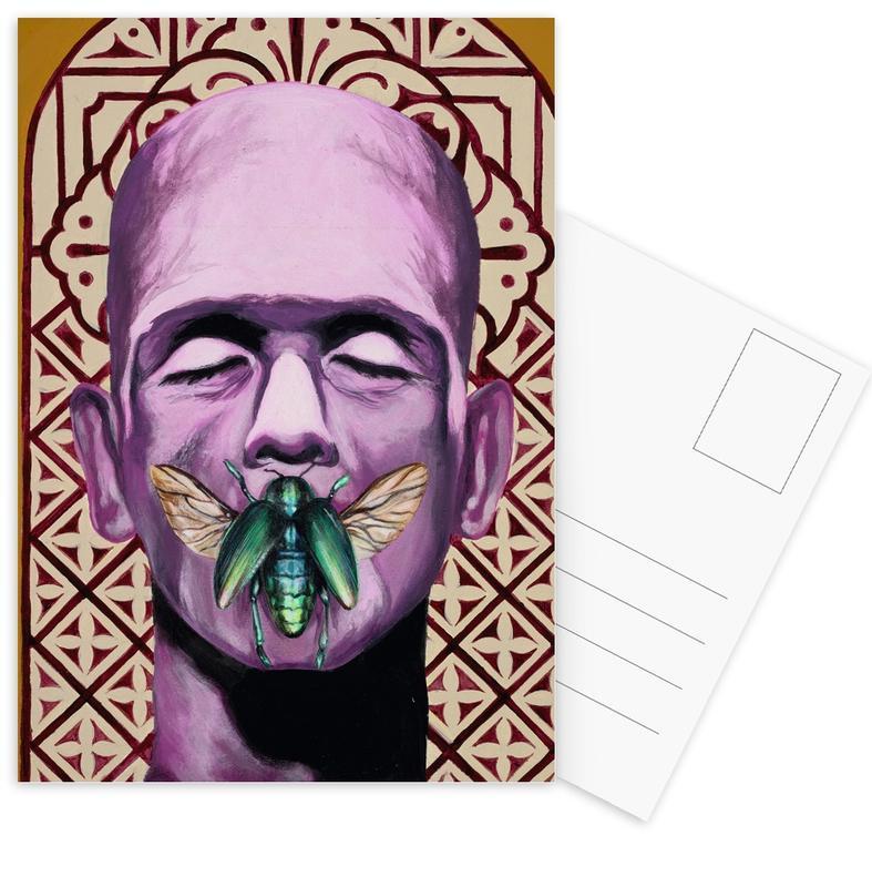 Frank Postcard Set