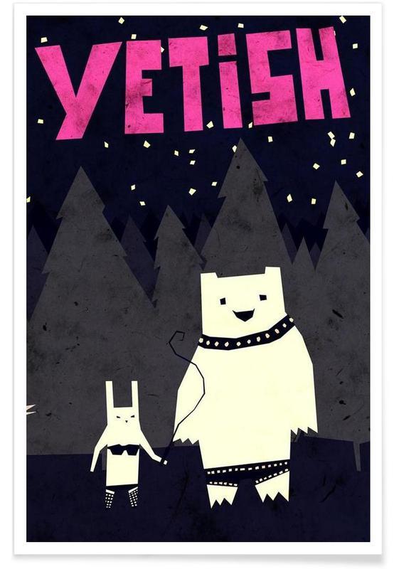 Yetish Poster