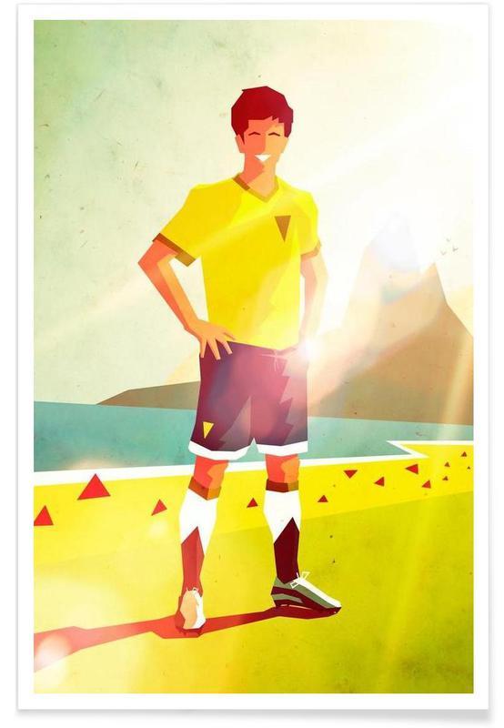 Brasil 2014 -Poster