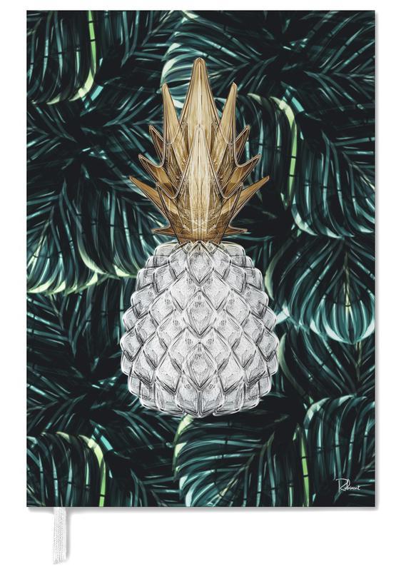 Ananas Gold -Terminplaner
