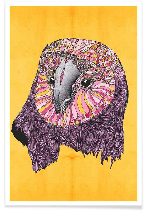 Lovely owl -Poster