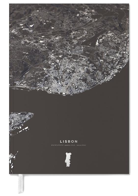 Lisbon City Map agenda