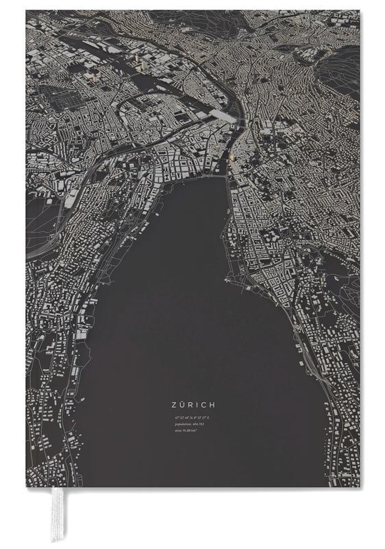 Zürich City Map agenda
