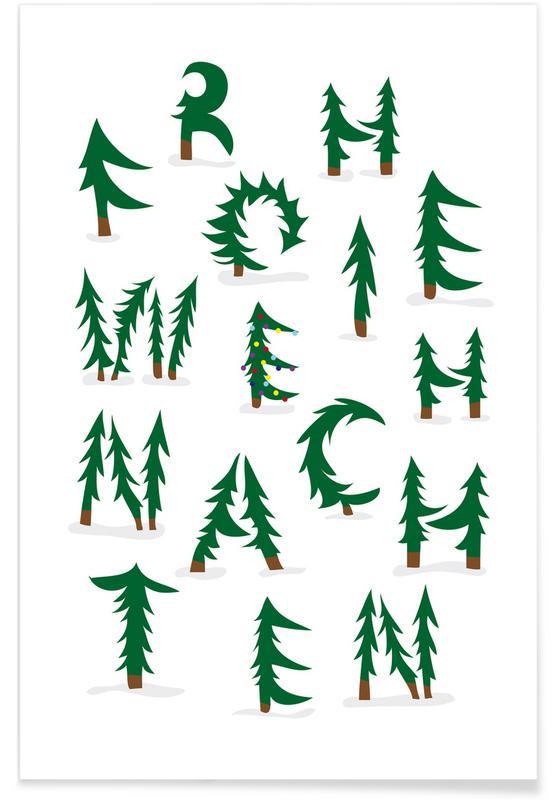 Weihnachten -Poster