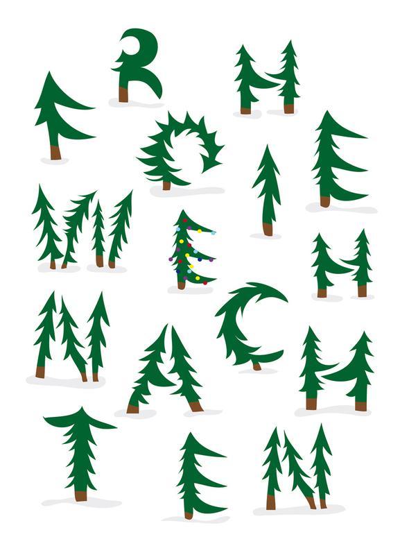 Weihnachten Canvas Print