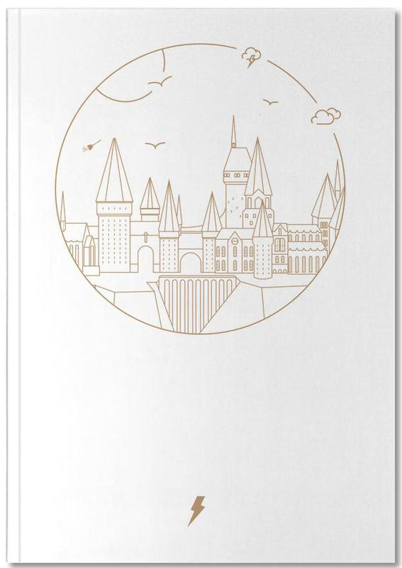 Witchcraft and Wizardry Notebook
