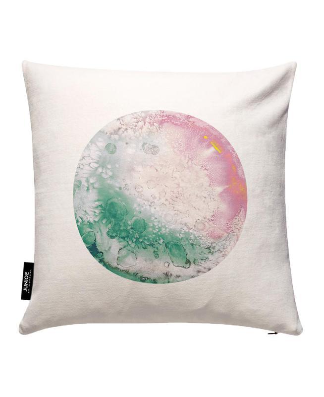 Ganymede lilac Cushion Cover